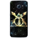Phone Case Harry Potter Deathly Hallows SAMSUNG Galaxy S6 Edge