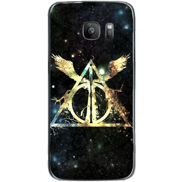 Phone Case Harry Potter Deathly Hallows SAMSUNG Galaxy S7