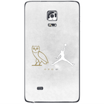 Phone Case Jordan X Ovo SAMSUNG Galaxy Note 4 Edge