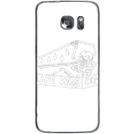 Phone Case Life Was Ok SAMSUNG Galaxy S7