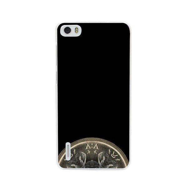 Phone Case Stargate Coin HUAWEI Ascend P7 - Guardo - Guardo,