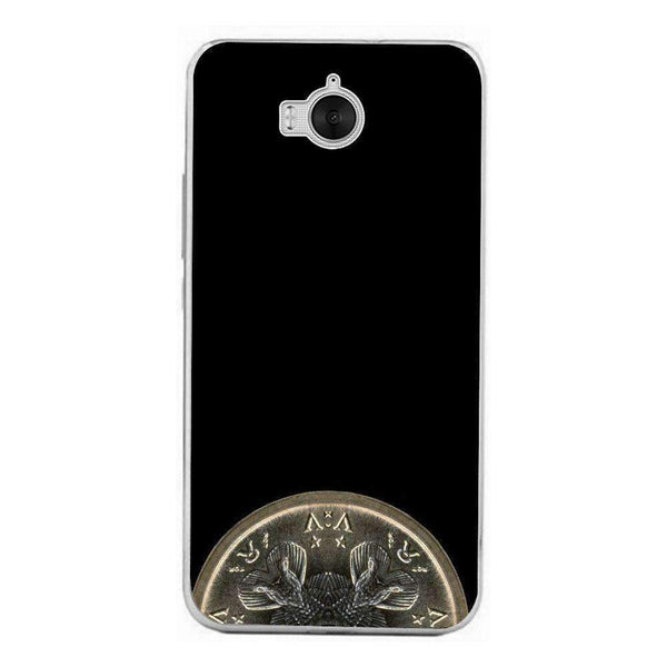 Phone Case Stargate Coin HUAWEI Ascend Y6 2017 - Guardo - Guardo,
