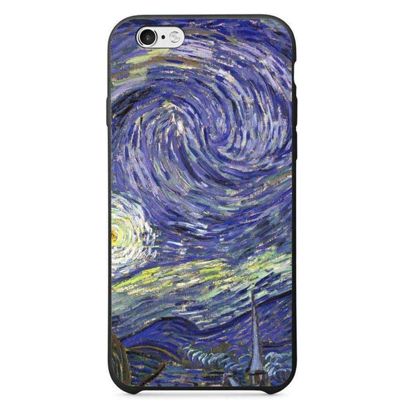 Phone Case Starry Night APPLE Iphone 6 Plus - Guardo - Guardo,