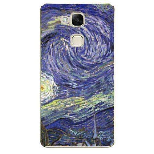 Phone Case Starry Night HUAWEI Ascend Mate 7 - Guardo - Guardo,