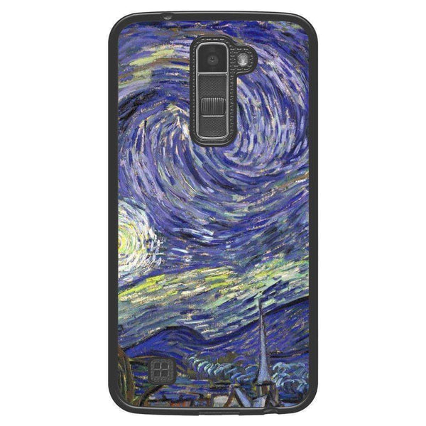 Phone Case Starry Night LG K10 - Guardo - Guardo,
