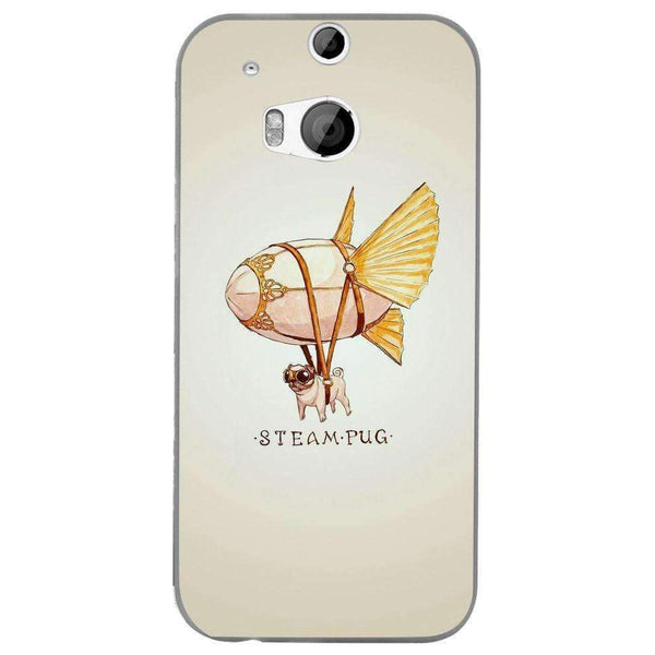 Phone Case Steampug HTC One M8 - Guardo - Guardo,