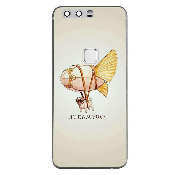Phone Case Steampug HUAWEI Ascend P10 Plus - Guardo - Guardo,