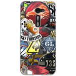 Phone Case Stickers Bomb ASUS Zenfone 2 Ze500cl - Guardo - Guardo,