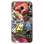Phone Case Stickers Bomb HUAWEI Ascend Y330 - Guardo - Guardo,
