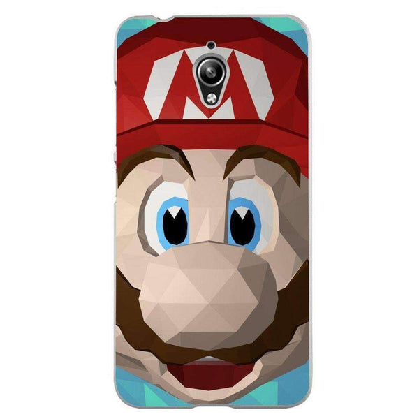 Phone Case Super Mario Low Poly ASUS Zenfone Go 5 Zc500tg - Guardo - Guardo,