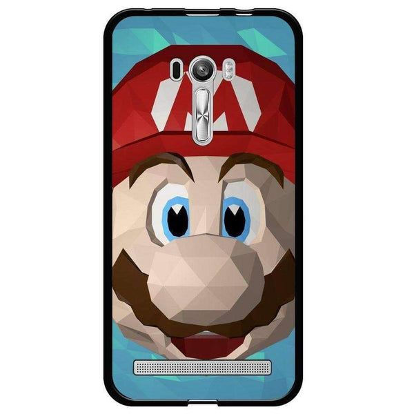 Phone Case Super Mario Low Poly ASUS Zenfone Selfie Zd551kl - Guardo - Guardo,