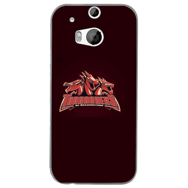 Phone Case Targaryens HTC One M8 - Guardo - Guardo,