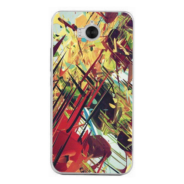 Phone Case Textures HUAWEI Ascend Y6 2017 - Guardo - Guardo,