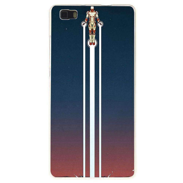 Phone Case The Iron Man HUAWEI Ascend P8 Lite 2017 - Guardo - Guardo,