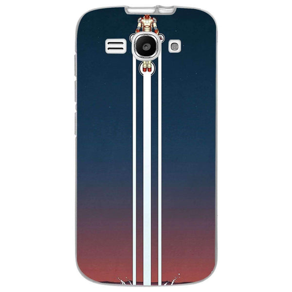 Phone Case The Iron Man HUAWEI Ascend Y520 - Guardo - Guardo,