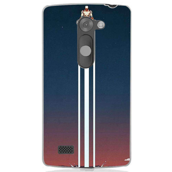 Phone Case The Iron Man LG Leon - Guardo - Guardo,