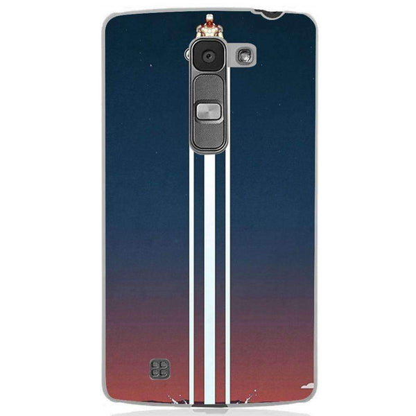 Phone Case The Iron Man LG Magna - Guardo - Guardo,