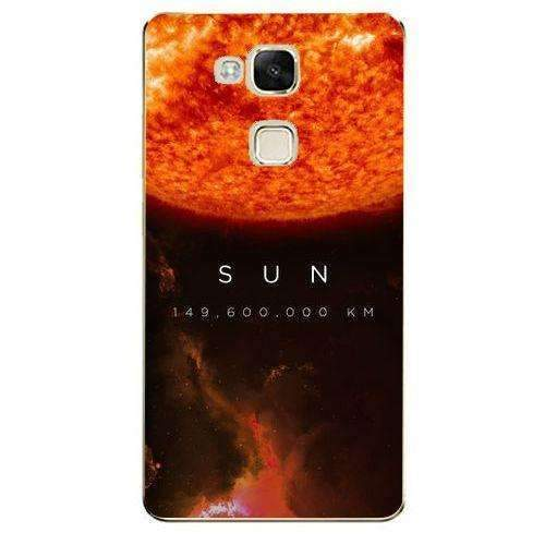 Phone Case The Sun HUAWEI Ascend Mate 7 - Guardo - Guardo,