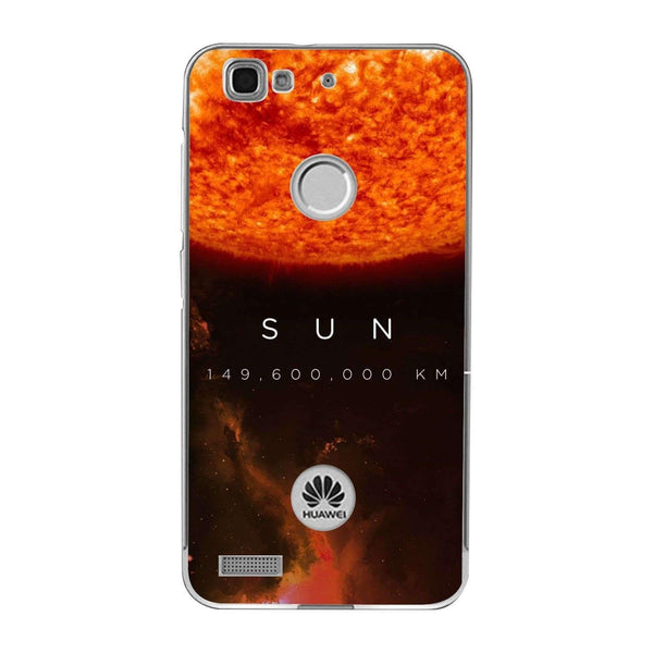 Phone Case The Sun HUAWEI Ascend Nova - Guardo - Guardo,