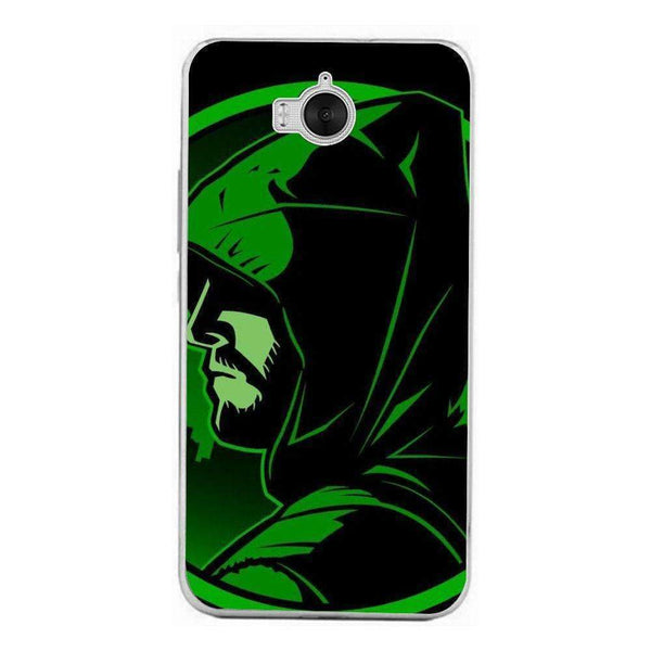Phone Case The Arrow HUAWEI Ascend Y6 2017 - Guardo - Guardo,