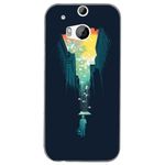 Phone Case The City HTC One M8 - Guardo - Guardo,
