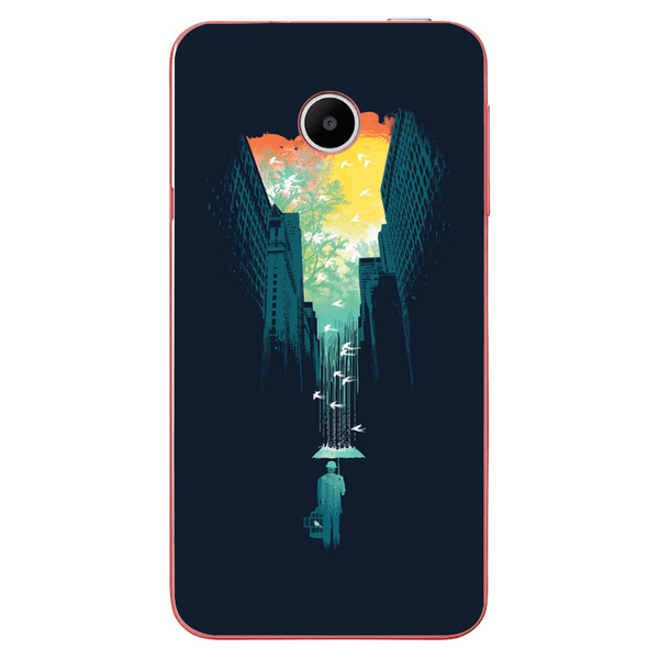 Phone Case The City HUAWEI Ascend Y330 - Guardo - Guardo,