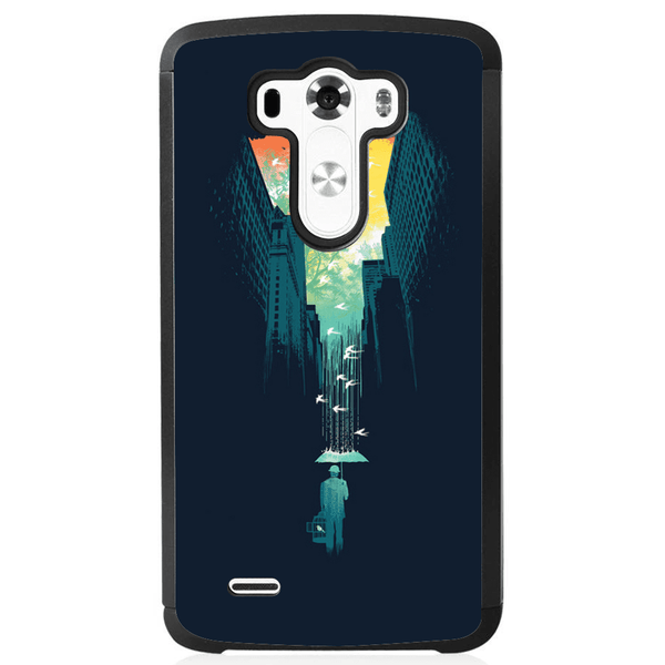 Phone Case The City LG G4 - Guardo - Guardo,