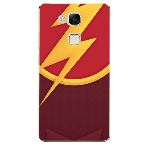 Phone Case The Flash - Minimal HUAWEI Ascend Mate 7 - Guardo - Guardo,