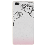 Phone Case The Girl HUAWEI Ascend P8 - Guardo - Guardo,