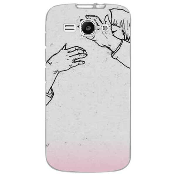 Phone Case The Girl HUAWEI Ascend Y520 - Guardo - Guardo,