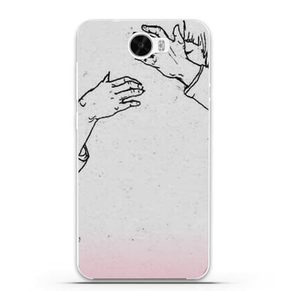 Phone Case The Girl HUAWEI Ascend Y5 Ii - Guardo - Guardo,