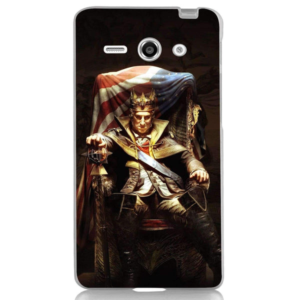 Phone Case The King HUAWEI Ascend Y530 - Guardo - Guardo,