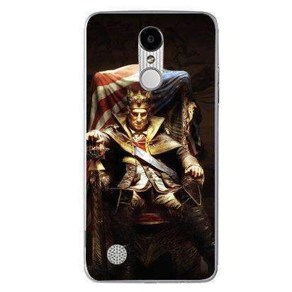 Phone Case The King LG K4 2017 - Guardo - Guardo,