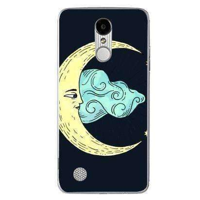 Phone Case The Moon LG K4 2017 - Guardo - Guardo,