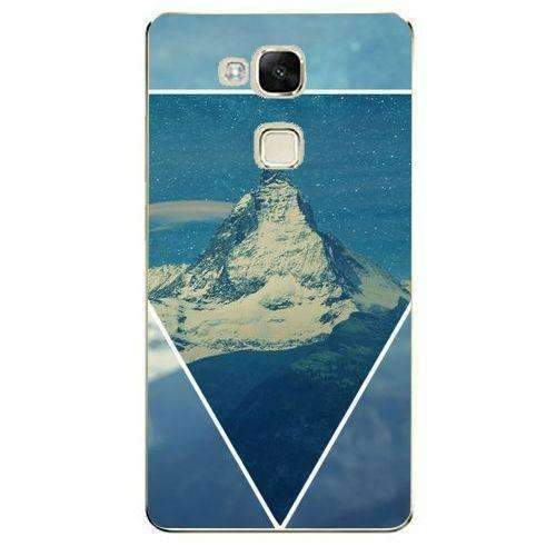 Phone Case The Mountain View HUAWEI Ascend Mate 7 - Guardo - Guardo,