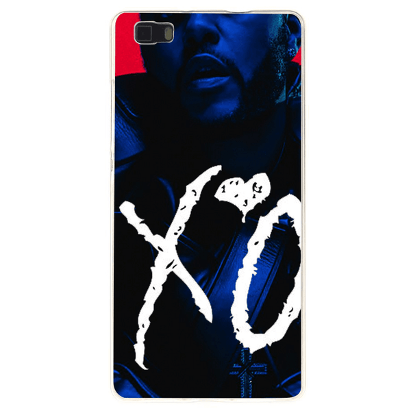 Phone Case The Weeknd HUAWEI Ascend P8 Lite 2017 - Guardo - Guardo,