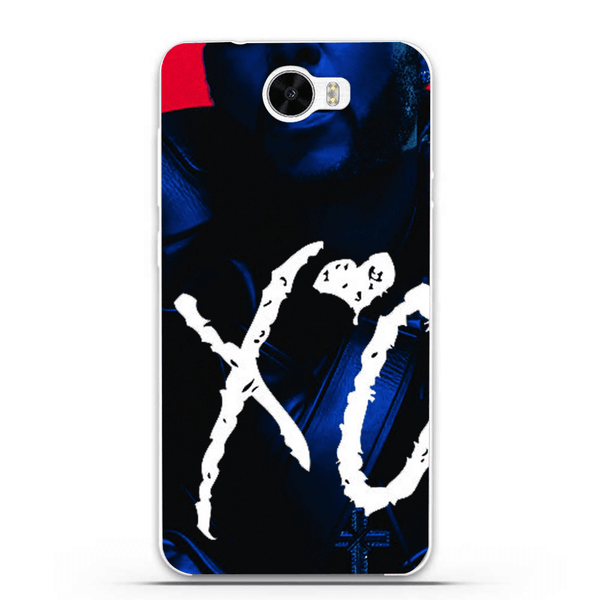 Phone Case The Weeknd HUAWEI Ascend Y5 Ii - Guardo - Guardo,