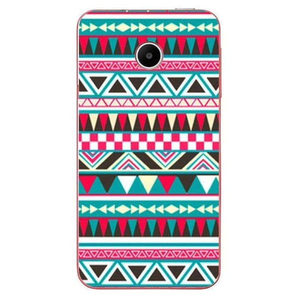 Phone Case Triangle Pattern HUAWEI Ascend Y330 - Guardo - Guardo,