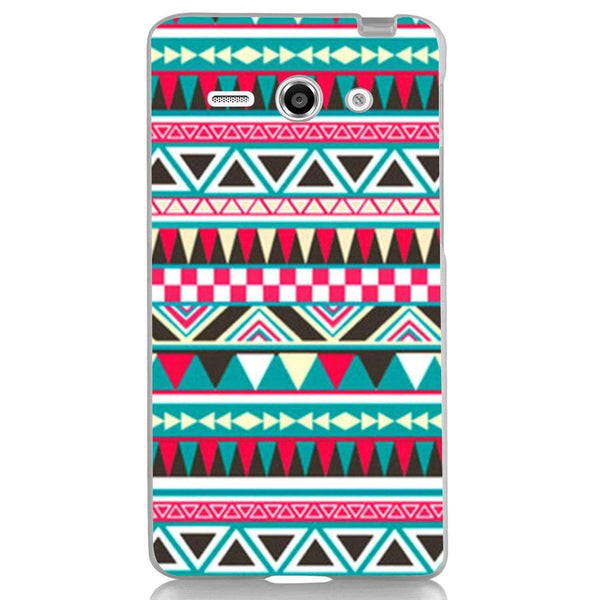 Phone Case Triangle Pattern HUAWEI Ascend Y530 - Guardo - Guardo,