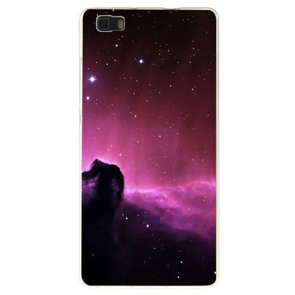 Phone Case Stars In The Galaxy HUAWEI Ascend P8 Lite 2017 - Guardo - Guardo,