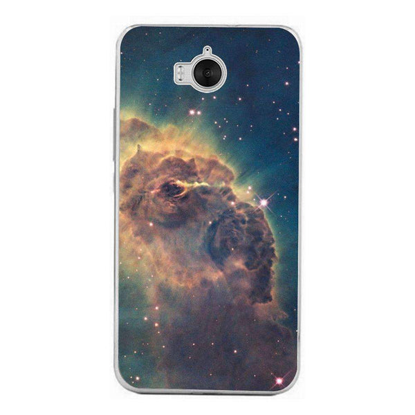 Phone Case Stars In The Sky. HUAWEI Ascend Y6 2017 - Guardo - Guardo,