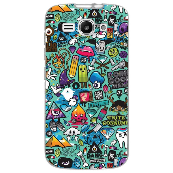 Phone Case Sticker Bomb HUAWEI Ascend Y520 - Guardo - Guardo,