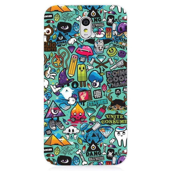 Phone Case Sticker Bomb HUAWEI Ascend Y625 - Guardo - Guardo,