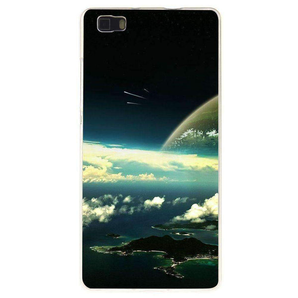 Phone Case The Clouds HUAWEI Ascend P8 Lite 2017 - Guardo - Guardo,