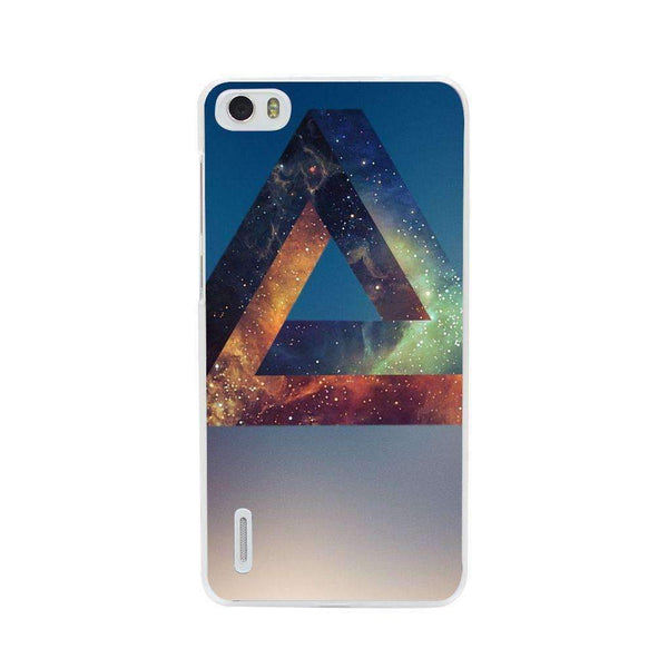 Phone Case Triangle HUAWEI Ascend P7 - Guardo - Guardo,