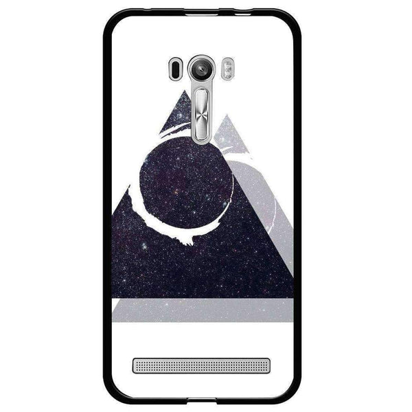 Phone Case Triangle Art ASUS Zenfone Selfie Zd551kl - Guardo - Guardo,
