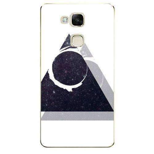 Phone Case Triangle Art HUAWEI Ascend Mate 7 - Guardo - Guardo,