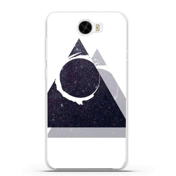 Phone Case Triangle Art HUAWEI Ascend Y5 Ii - Guardo - Guardo,