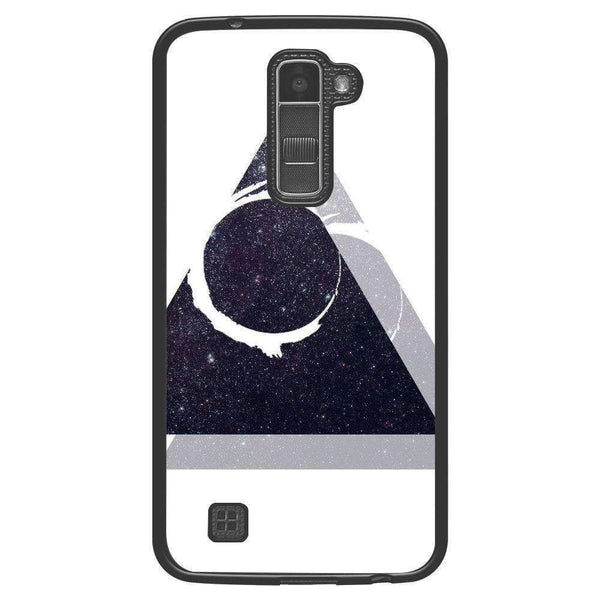 Phone Case Triangle Art LG K10 - Guardo - Guardo,