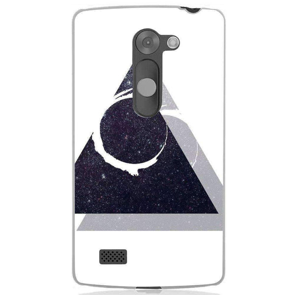 Phone Case Triangle Art LG Leon - Guardo - Guardo,
